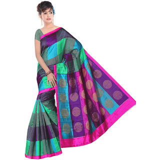 Lovely Look Multi Printed Saree LLKGPS5032