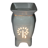 Aroma Oil Burner Electric 4 Legs With 10 Gram Oil