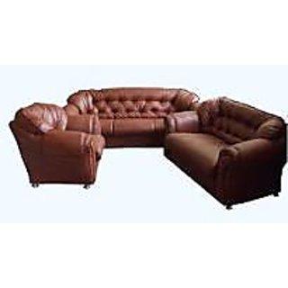 Sofa Set With Three Seaters