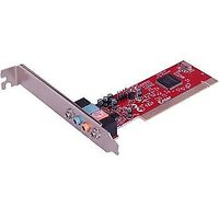PCI Sound Card 4 channel
