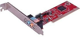 PCI Sound Card 4 channel