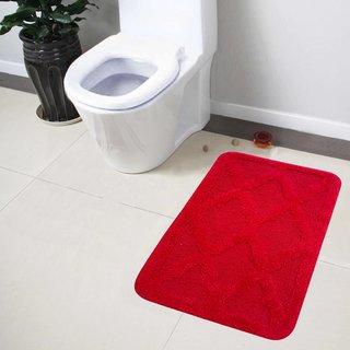Lushomes Ultra Soft Cotton Rasberry Regular Bathmat