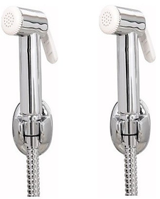 Jet White Health Faucet Head -Buy 1Get 1