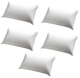 Geonature Soft Touch White 5 Pillow (PIL090-1)