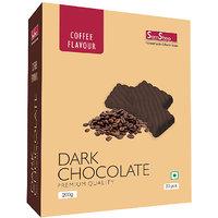 Samshop - Homemade Dark Chocolate Coffee Flavour 20pcs 200gms
