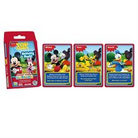 Top Trumps Mickey Mouse Clubhouse Activity Pack Multi Color
