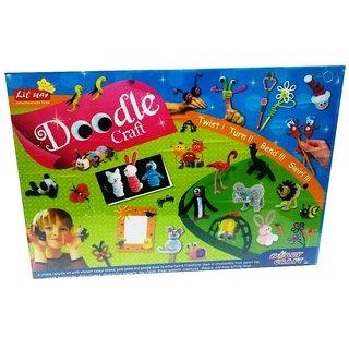 Lil Star Doodle Craft