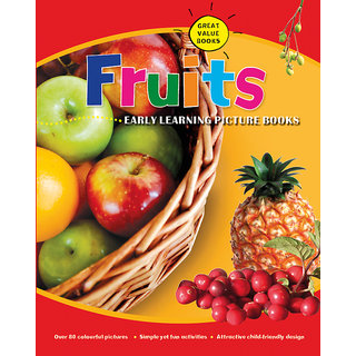 Fruits(Early Learning Picture Book)