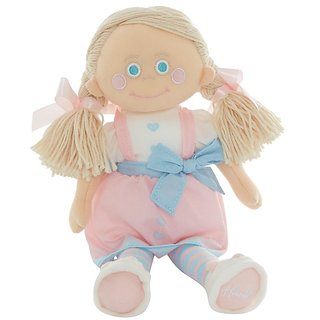 Hamleys Dreamtime Mini Rosie Doll Soft Toy - 13 inch
