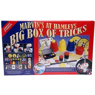 Hamleys Marvins Big Box Of Tricks