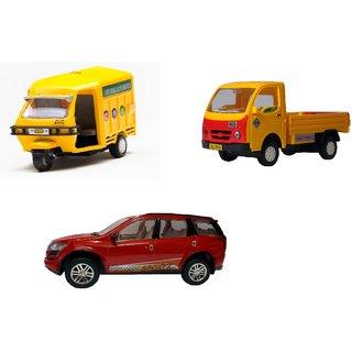 Buy Centy Pack Of 3 Tata Ace Vikram Xuv 500 Online Get 0 Off