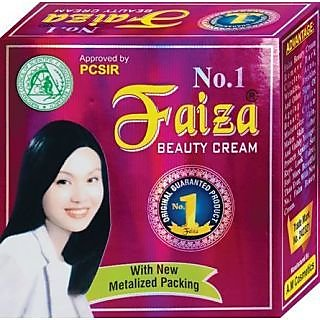 FAIZA WHITENING CREAM @ Rs.399 (For 30grm 3 Pcs Pack)