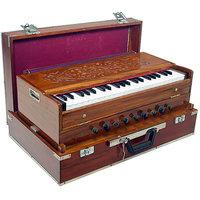 Calcutta Musical Depot Portable Harmonium