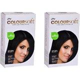 Godrej Coloursoft  Hair Color ( Natural Black )-Pack Of 2 X 40 Ml