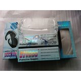 STUDDS - PROTECTIVE GOGGLES - DRIVING GOGGLES - GOGGLES - CLEAR/TRANSPARENT