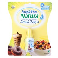 Sugar Free Natura Sweet Drops (10g) X 3 Quantities