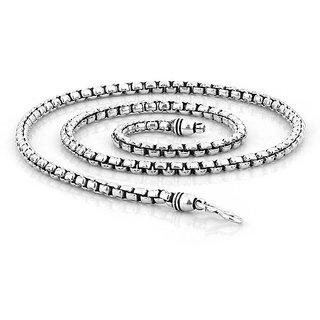 Dazzling Shine Solid Chain