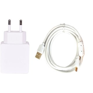 High Quality 1.0 Amp USB Charger+ Fast Charging USB Cable Compatible With Lenovo K3 Note