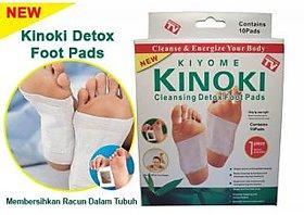 KINOKI Cleansing Detox Foot Pads