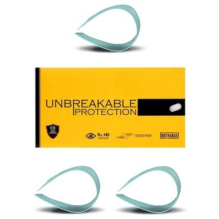 Unbreakable Tempered Glass For Samsung Galaxy Note 1(Combo 3)