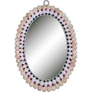 Hand Made Modern Sea Shell Mirror