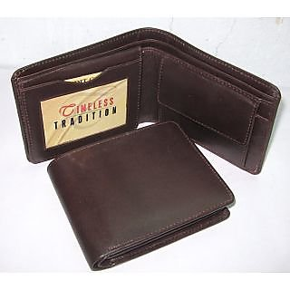 Softy Leather Gents Wallet BR301