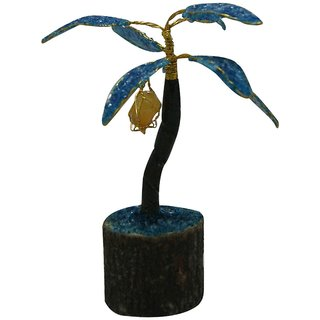 ShopOJ Blue Coconut Gem Tree
