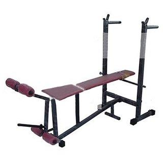 KARRFIT  6 In 1 Weight Lifting Multi Purpose Bench Press