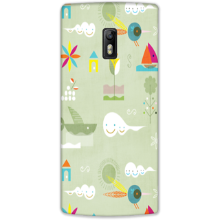 Mott2 Back Cover For Oneplus Two  One Plus One-2-Hs03 (8) -6093