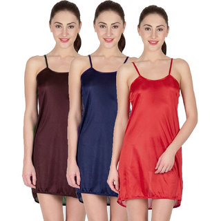 Buy You Forever Solid Multi Combo Nighties Online - Get 54% Off 40cbda918