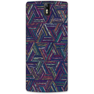 Mott2 Back Case For Oneplus One  One Plus One-Hs04 (63) -6192