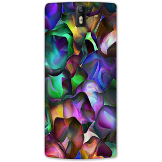 Mott2 Back Case For Oneplus One  One Plus One-Hs04 (76) -6202