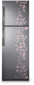 Samsung RT29HAJSALX/TL 275 Litres Double Door Frost Free Refrigerator (Orcherry Peach Silver)
