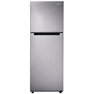 Samsung RT27JARYESA/NL 253 Litres Double Door Frost Free Refrigerator  Metal Graphite