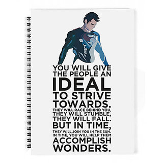 The Fappy Store Superman Notebook