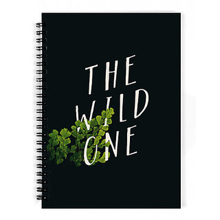 The Fappy Store The Wild One Notebook