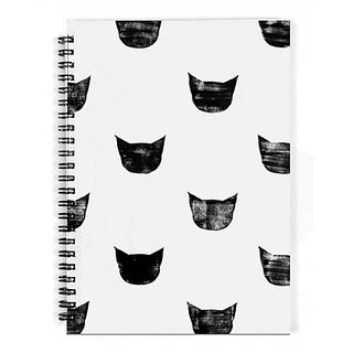 The Fappy Store Black-Cat Notebook