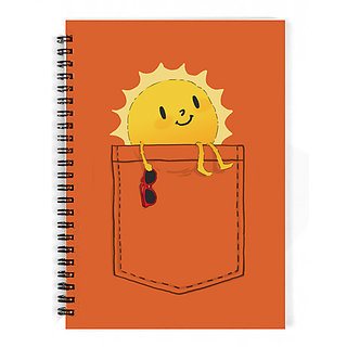 The Fappy Store Pocketful-Of-Sunshine Notebook