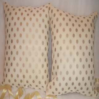 ASC CUSHION COVERS 16 INCHES X 16 INCHES SET OF 2