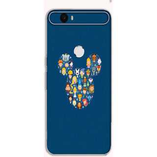 Mott2 Back Case For Huawei Nexus 6P Huawei Nexus 6P-Hs06 (71) -8475