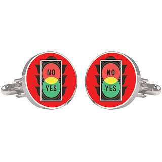CuffTank Cufflinks Signal Light