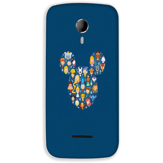 Mott2 Back Case For Micromax A117 Micromax A117-Hs06 (71) -10291