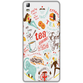 Mott2 Back Case For Lenovo K3 Note  Lenovo K3 Note-Hs06 (81) -9722