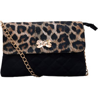 Lychee Bags Zina Multi Color P.U. Sling Bag