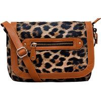 Lychee Bags Dallas Multi Color P.U. Sling Bag