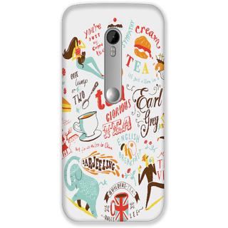 Mott2 Back Case For Motorola Moto X Play Moto X Play-Hs06 (81) -10966