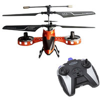 NEW FLYING  4-CHANNEL INFRARED CONTROLLED  R / C FIGHTER HELICOPTER