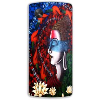 Mott2 Back Case For Google Nexus 5 Nexus-5-Hs06 (106 -11084