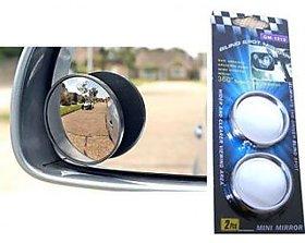 1 Pcs Car Blind Spot Rear View Mirror
