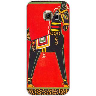 Mott2 Back Case For Samsung Galaxy S6 Samsung Galaxy S-6-Hs06 (11) -13367